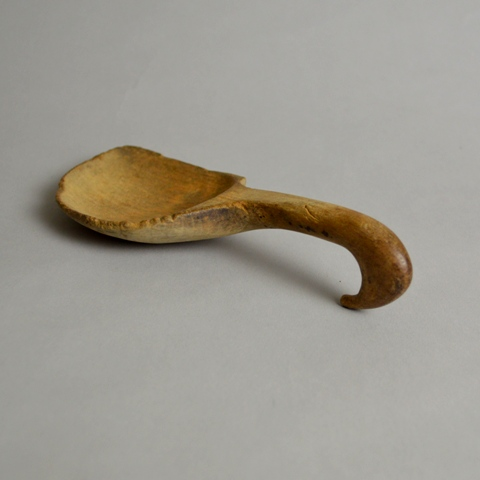 Welsh butter scoop Sold