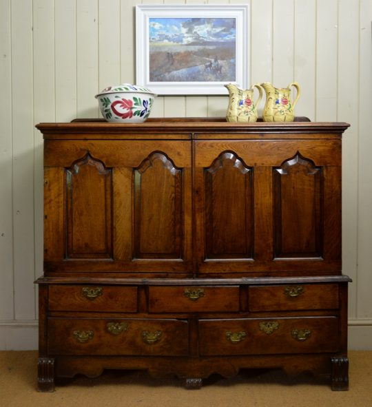 Carmarthen coffer Sold