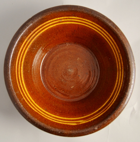 Slipware bowl Sold
