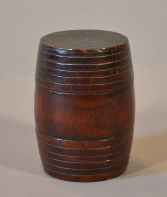 Treen barrel